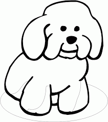 dog coloring pages printable 492602