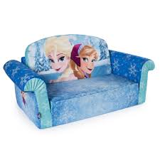 toddler pull out sofa fold couch flip open princess childrens