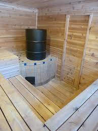 Backyard Sauna Plans by A Rocket Stove Sauna Construction And Diy Projects Forums