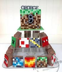 17 coolest minecraft birthday cakes created