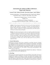 sbc latex template sharelatex editor latex online