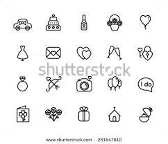 wedding invitation symbols wedding symbols stock images royalty free images vectors