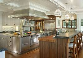 commercial kitchen designs commercial kitchen designs for chefs at home modern metal solutions