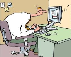 Computer Desk Posture Office Posture Tips For Back Awareness Week 2012