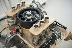 porsche rsr engine air cooled porsche flat fan kit in testing video ferdinand