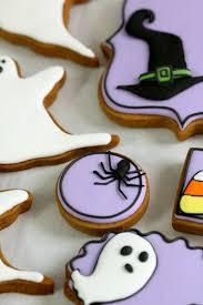 Recipe Decorated Cookies 225 Best Cookies Halloween Images On Pinterest Halloween