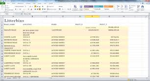 How Convert Pdf To Excel Spreadsheet How To Clean A Converted Pdf Using Open Refine Online