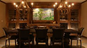 a wine cellar stocked with collectible napa gems private cellars