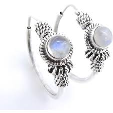 Turquoise Chandelier Earrings Polyvore The 25 Best Moonstone Earrings Ideas On Pinterest Moonstone