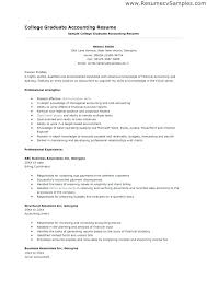 resume template for accounting graduates skill set resume skill set resume exles