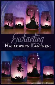 enchanting halloween lanterns halloween lanterns dark autumn
