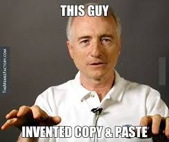 Memes Factory - this guy invented copy paste the memes factory