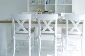 white wooden kitchen chairs designcorner