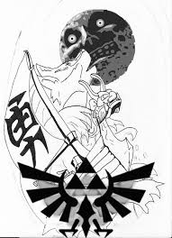 tattoo design king of red lions editing black and by