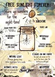 how to make a solar light from scratch diy solar l make your own eco friendly sun jars