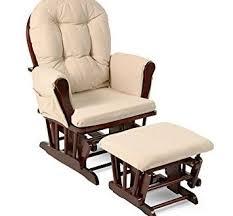 nursery rocking chair with ottoman nursery rocking chairs with ottoman amazing ba direct deluxe feeding