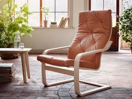 An Armchair Poäng Ikea