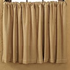Burlap Drapery Grommet Top Burlap Curtains Bedroom Curtain Burlap Drapery Burlap