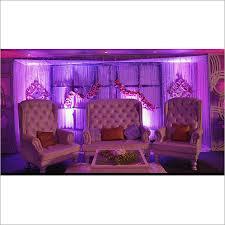 Sofa Rental Wedding Furniture Services Service Provider Wedding Furniture