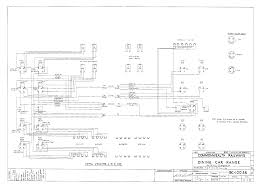sample rollingstock electrical drawing
