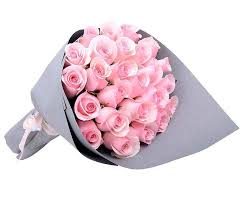 roses delivery happiness 25 pink roses bouquet flowers delivery melbourne