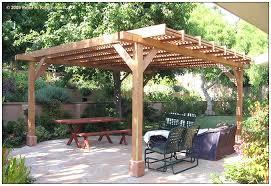 Free Standing Patio Plans Amazing Wood Patio Cover Design Photos Free Standing Patio Cover