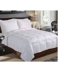 Comforter Thread Count Bargains 50 Off Blue Ridge 235 Thread Count King White Down