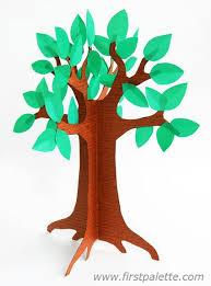 25 unique 3d tree ideas on tree crafts paper tree