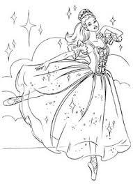 barbie coloring pages print princess dress coloring pages princess barbie coloring pages