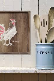 Rooster Kitchen Canisters Tips On Buying Rooster Kitchen Decor Overstock Com