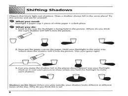 light and shadows lesson plans 3rd grade lessons on planets page 2 pics about space