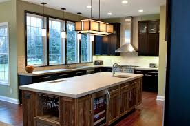 kitchen island with wine rack rustic kitchen island with wine rack navteo com the best and