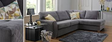 Astaire Large Storage Footstool Sherbet DFS - Sofa and footstool