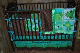Frog Crib Bedding Green Frog Baby Bedding Vine Dine King Bed Frog Baby Bedding