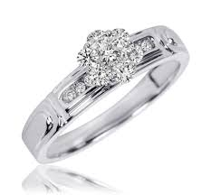 wedding ring sets for him and cheap wedding rings cheap bridal sets unique wedding ring ideas