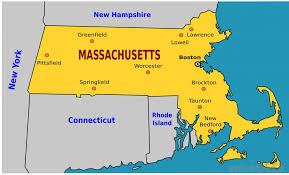 massachusetts on a map what was shays rebellion with pictures