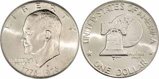 1776 to 1976 quarter 1776 1976 d type ii eisenhower dollar values facts
