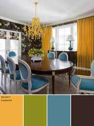yellow dining rooms 15 ways to decorate with goldenrod yellow hgtv