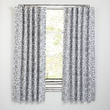 Blackout Curtains Go Lightly Curtains Grey The Land Of Nod