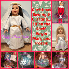 crafty moms share christmas crafts u0026 sewing elf on the shelf