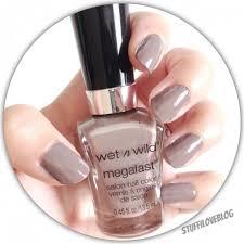 wet n u0027 wild wet cement megalast nail color stuff i love blog shop