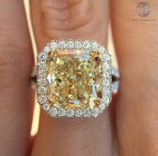canary engagement ring best 25 yellow rings ideas on yellow diamonds