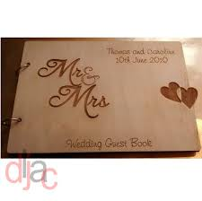 wedding guestbook wedding guest book mr mrs design 40 page a4 dijac
