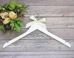 Wedding Dress Hanger Bridal Hanger Etsy