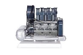 porsche 911 engine amazon com porsche 911 flat six boxer engine model kit toys