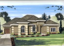 One Story Mediterranean House Plans Traditional House Plans Linfield 10 322 Associated Designs With