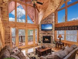 log home interior excellent luxurious cabin breathtaking mountains view vrbo luxury
