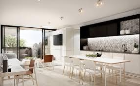 interior design open concept living room kitchen centerfieldbar com