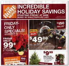 the home depot black friday ad home depot 2009 black friday ad black friday archive black