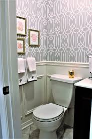 Art For Powder Room Powder Room Updates Archives A Purdy Little House